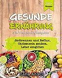 Gesunde Ernährung 3 in 1 Kochbuch / Ratgeber: 300+ Rezepte, Sodbrennen und Reflux | Cholesterin...