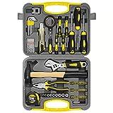 WZG Werkzeugset im Koffer, Werkzeugkoffer, Werkzeug-Set Ideal Weihnachtsgeschenk für den Haushalt,...